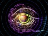 Technology eye Stock Illustration