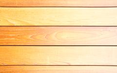 panel of wood plank for background - stock photo