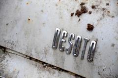 Desoto detail2 Stock Photos