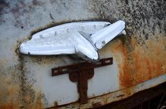 kaiser chrome - stock photo
