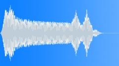 Futuristic Mechanism Engine Start 6 (Scifi, Abstract, Glitch) - sound effect