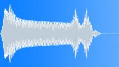 Futuristic Mechanism Engine Start 3 (Scifi, Abstract, Glitch) - sound effect
