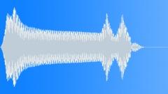 Futuristic Mechanism Engine Start 8 (Scifi, Abstract, Glitch) Sound Effect
