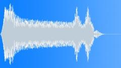 Futuristic Mechanism Engine Start 2 (Scifi, Abstract, Glitch) - sound effect
