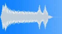Futuristic Mechanism Engine Start 7 (Scifi, Abstract, Glitch) Sound Effect