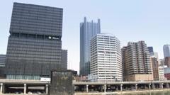 4K Pittsburgh Skyline in UltraHD 4212 Stock Footage