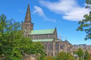 Stock Photo of Glasgow cathedral
