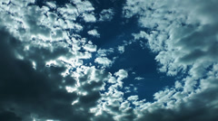 Clouds in Heaven Stock Footage