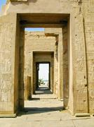 Stock Photo of temple of kom ombo, egypt, dated 2th century bc