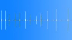 Garden shears Sound Effect