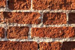 Ancient brickwork Stock Photos