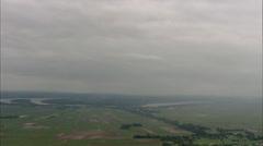 Cloud Field Fog Stock Footage