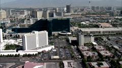Las Vegas Strip Nevada Stock Footage