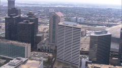 Hurricane Katrina Destruction New Orleans - stock footage