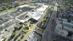 Downtown Dadeland and Dadeland Mall Stock Footage