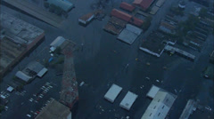 New Orleans Hurricane Katrina Damage Stock Footage