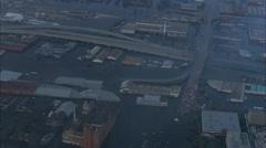 New Orleans Hurricane Katrina Flood Stock Footage