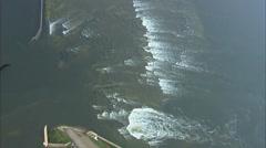 Hurricane Katrina Flood Damage Stock Footage
