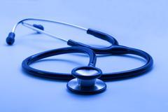 Doctor's stethoscope Stock Photos