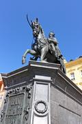Stock Photo of Monument to Ban Jelacic