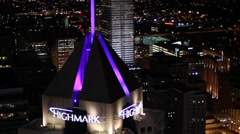 Pittsburgh Antennit Highmark CU Slomo Arkistovideo