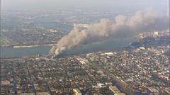 New Orleans Louisiana Skyline Stock Footage