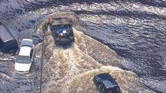 Helpotusta Superdome Hurrikaani Katrina Arkistovideo
