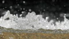 2_Water Natural Special Effects Stock Footage