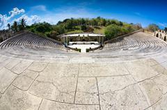 Stock Photo of Amphitheatre