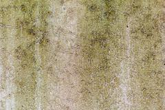 cracked vintage parget wall background - stock photo