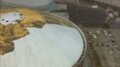 Superdome New Orleans Hurricane Arkistovideo