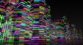 Neon Light City N1Aa2 4k Footage