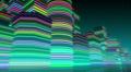 Neon Light City N1Bb2 4k Footage