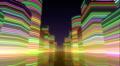 Neon Light City Z1Bc2 4k Footage