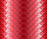 Stock Illustration of the abstract valentine background