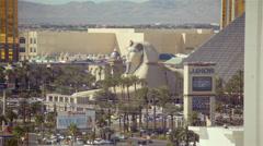 Luxor Las Vegas 01 HD - stock footage