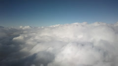 ZB '14 808 - Cloudy Skies 4 Stock Footage