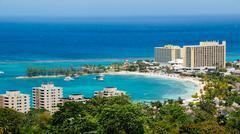 Ocho Rios Jamaica Bay Kuvituskuvat