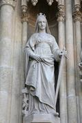 Stock Photo of Saint Catherine of Alexandria