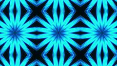 Stock Video Footage of Kaleidoscope Background 2