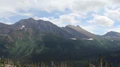 Glacier National Park, MT - Grinnel Lake5 - stock footage