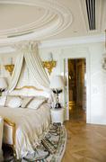 BAKU, AZERBAIJAN - JUNE 11: Ambassador suite of Jumeirah Bilgah Stock Photos