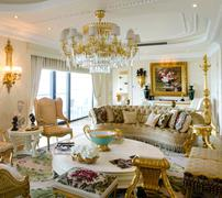 Stock Photo of BAKU, AZERBAIJAN - JUNE 11: Ambassador suite of Jumeirah Bilgah