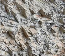 Rockface background Stock Photos