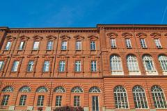 Castello del Valentino, Turin, Italy - stock photo