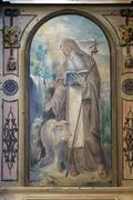 Saint Anthony the Great Stock Photos