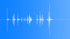 Slow wood breaking 0007 Sound Effect