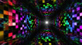Disco Dance Tunnel A02 4k 4k or 4k+ Resolution