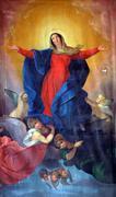 Assumption of the Virgin Mary Stock Photos