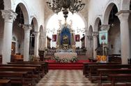 Stock Photo of Church of Assumption of the Virgin Mary in Pag, Croatia